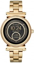 Stroili - Sofie Gold Smartwatch Display Touchscreen Michael Kors per Donna