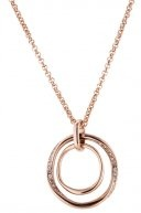 CLASSICS - Collana - rosegold-coloured