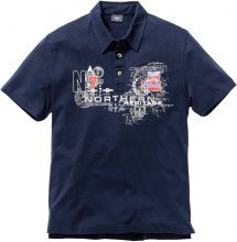 Polo regular fit (Blu) - bpc bonprix collection