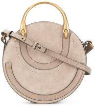 Chloé - Borsa a spalla 'Small Pixie' - women - Calf Leather - OS - Color carne & neutri