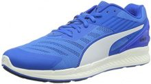 Puma Scarpa Sportiva Ignite V2, Blue (Blue/Lemonade 10), 43 (9 UK)