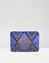 Little Mistress - Pochette decorato con perline