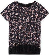 FIND 24774 magliette donna, Nero (Black Mix), 52 (Taglia Produttore: XXX-Large)
