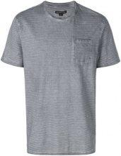 Michael Kors Collection - T-shirt a righe - men - Cotone - S, M, L, XL, XXL - Grigio