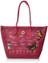 LOLA CASADEMUNT Donna borsa Rosa Size: 14.00x30.00x44.00 cm (W x H x L)