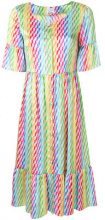 Ultràchic - Chemisier a strisce - women - Silk/Spandex/Elastane - 40, 42, 44, 46 - Multicolore