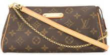 - Louis Vuitton Vintage - Eva monogram cross - body bag - women - Leather - OS - Marrone