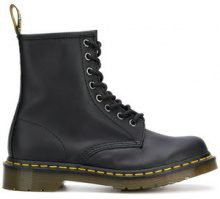 - Dr. Martens - 1460 Pascal Virginia boots - women - Rubber/Leather - 41, 39, 37, 40, 38 - Nero