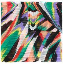Missoni - Sciarpa con stampa zig zag - women - Silk - OS - MULTICOLOUR