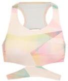 Bikini pezzo sopra - pink print