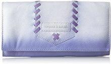 Bruno Banani Paradiso_3 - Portafogli Donna, Violett (Purple), 3x10x19 cm (B x H T)