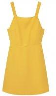 ELENA - Vestito estivo - mustard