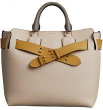 Burberry - The Medium Tri-tone Leather Belt Bag - women - Calf Leather - OS - Color carne & neutri