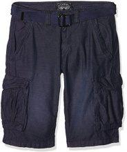 Celio Fomili2, Pantaloncini Uomo, Blu (Indigo), 40