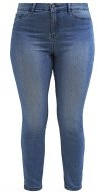 JRQUEEN - Jeans slim fit - medium blue denim