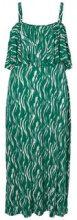 JUNAROSE Patterned Maxi Dress Women Green
