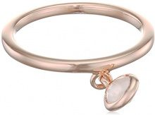 Elements Silver Donna  925  argento Rotonda   rosa Quarzo
