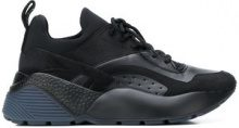 - Stella McCartney - Sneakers Eclypse - women - Rubber/Polyester/Polyurethane - 40, 37, 35, 36, 38, 39 - Nero