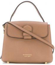 Burberry - Borsa 'Camberley' - women - Cotone/Calf Leather - OS - Marrone