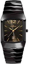 Dugena Damen-Armbanduhr Analog Quarz Keramik 4460537
