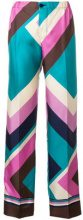 F.R.S For Restless Sleepers - Pantaloni 'Etere' - women - Silk - L - Multicolore
