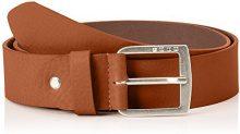 MGM Basic-Strass, Cintura Donna, Marrone (Cognac 04), 75 cm
