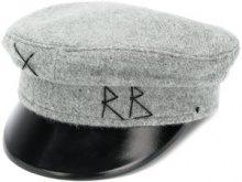 Ruslan Baginskiy - Baker hat - women - Wool - XS - Grigio