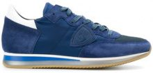 Philippe Model - Sneakers 'Tropez' - men - Leather/Suede/rubber - 39, 40, 43, 44, 42, 41, 45 - Blu