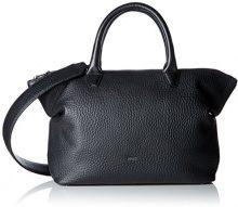 Bree Icon Bag, Black, Bag M S18 - Borsette da polso Donna, Schwarz (Black), 11x27x32 cm (B x H T)