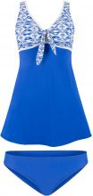 Tankini con top lungo (Blu) - bpc selection