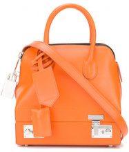 Calvin Klein 205W39nyc - Borsa 'Bugatti' mini - women - Calf Leather - OS - Giallo & arancio