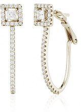 Ingenious Jewellery-Orecchini a cerchio in argento Sterling con cerchio EB4239/SIL