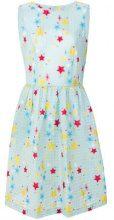 - Ultràchic - Vestito con stampa jacquard - women - Cotton/Polyester - 44, 40, 42 - Blu