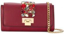 - Visone - Patty bag - women - pelle - Taglia Unica - di colore rosso