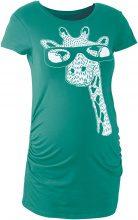 T-shirt prémaman con giraffa