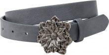 Cintura con fibbia a forma di fiore