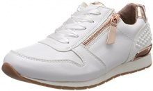 Tom Tailor 4894106, Sneaker Donna, Bianco, 42 EU