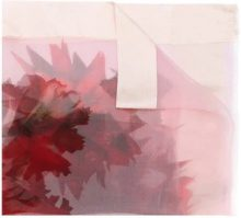 - Faliero Sarti - Foulard 'Petunia' - women - Silk - Taglia Unica - Color carne & neutri
