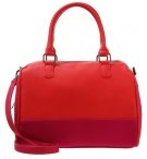 Borsa a mano - red/pink