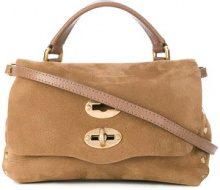 - Zanellato - Postina tote - women - pelle - Taglia Unica - color marrone