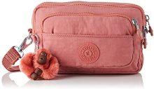 Kipling Multiple - Borse a spalla Donna, Rosa (Dream Pink), 7.5x20x13 cm (B x H T)