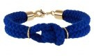 UNIFICATION - Bracciale - blau