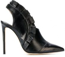- Racine Carree - Pumps con fascetta posteriore - women - Leather - 37, 39, 36 - di colore nero