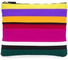 - No Ka' Oi - Pouch color - block - women - Polyester/Spandex/Elastane/Polyurethane/Polyamide - OS - Nero