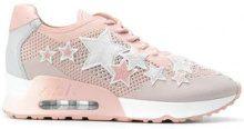 - Ash - Sneakers 'Luckystar' - women - Polyester/Polyurethane/Rubber - 38, 39, 40 - Rosa & viola