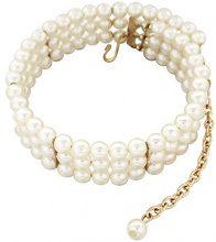 Bijoux pour tous Collana di perle Donna Ottone dorato - 30402