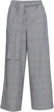 Pantalone principe di Galles con profili rossi
