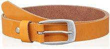 MGM Cintura, Donna, Arancione (Orange (orange 18)), 90 cm