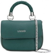 - Liu Jo - Manhattan bag - women - fibra sintetica - Taglia Unica - di colore verde