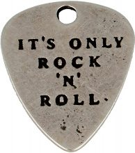 Collana Pendente Plettro It's Only Rock'N'Roll